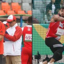 Histórico 1-2: Chile logra medalla de oro y plata en el lanzamiento del martillo en Lima 2019
