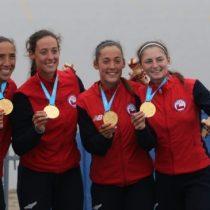 La mejor cosecha: Team Chile se cuelga 13 medallas de oro en los Panamericanos y suma 50 en total