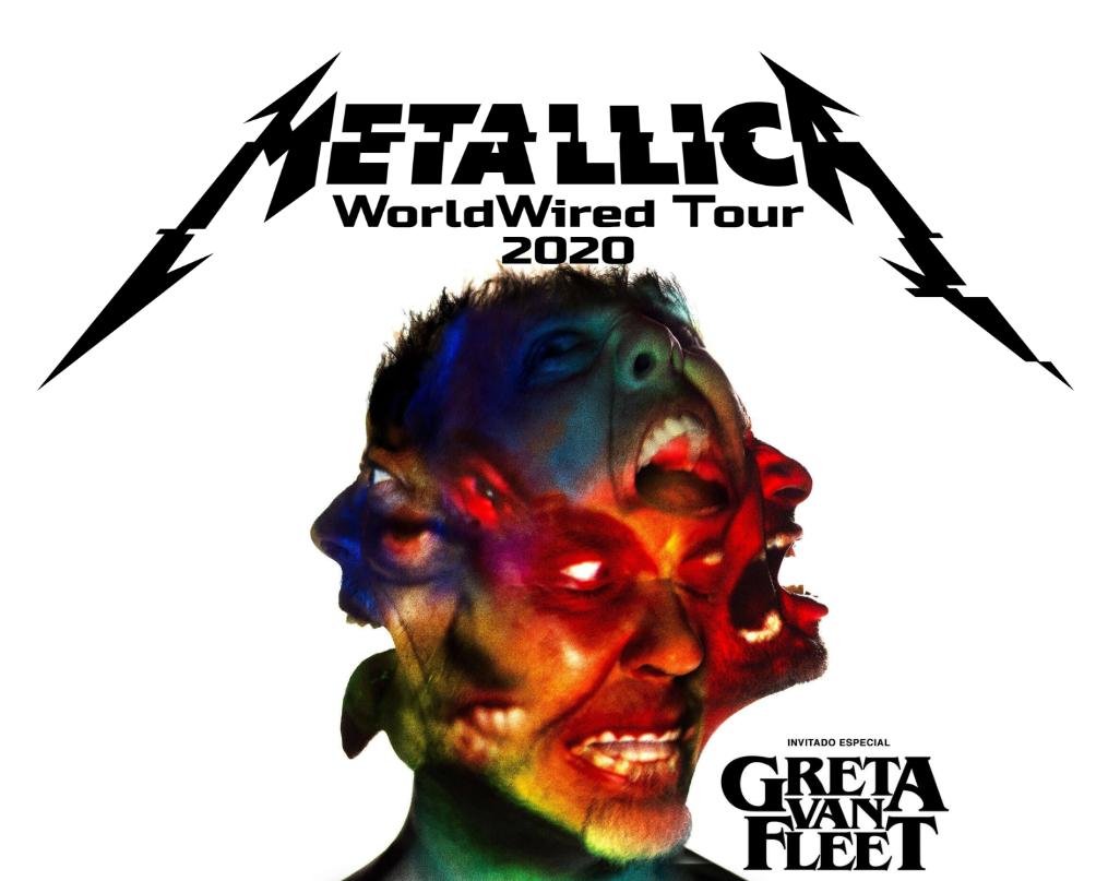 Metallica anunció un show en Argentina