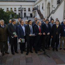 """Hernán Leighton desde La Moneda: el giro del Gobierno ante la presión por las """"40 horas"""""""