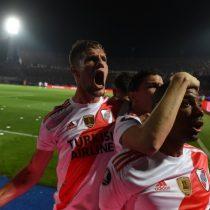 Con este golazo River clasificó a semifinales de la Libertadores y enfrentará nuevamente a Boca Juniors