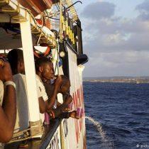 Open Arms: Italia autoriza desembarco de 27 menores de buque humanitario
