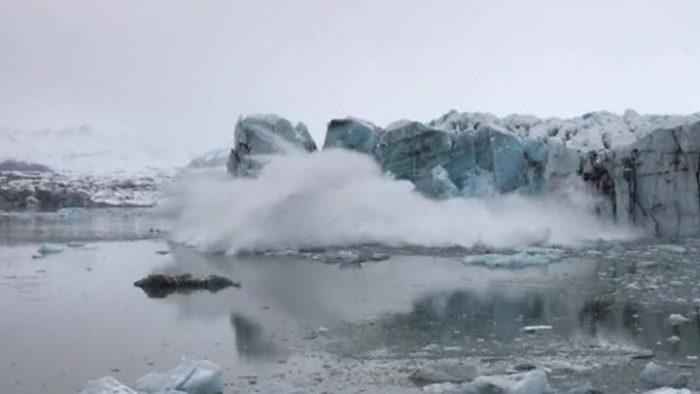 Islandia: el glaciar Okjokull recibe un funeral tras morir a los 700 años