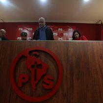 Directiva del PS suspendió inscripción de nuevos militantes en San Ramón