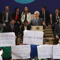 Lo+leído| El criticado despliegue medioambiental de Piñera por la Amazonía