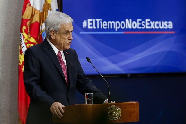 Piñerismo sale en bloque a desacreditar la denuncia contra Bernardino Piñera