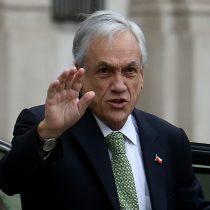 Piñera citó a La Moneda a presidentes del Senado y la Cámara en medio de polémica con el PS