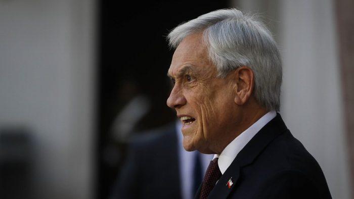 Piñera profundiza la política del terror contra el proyecto de Camila Vallejo y ahora asegura que destruirá hasta 350 mil empleos