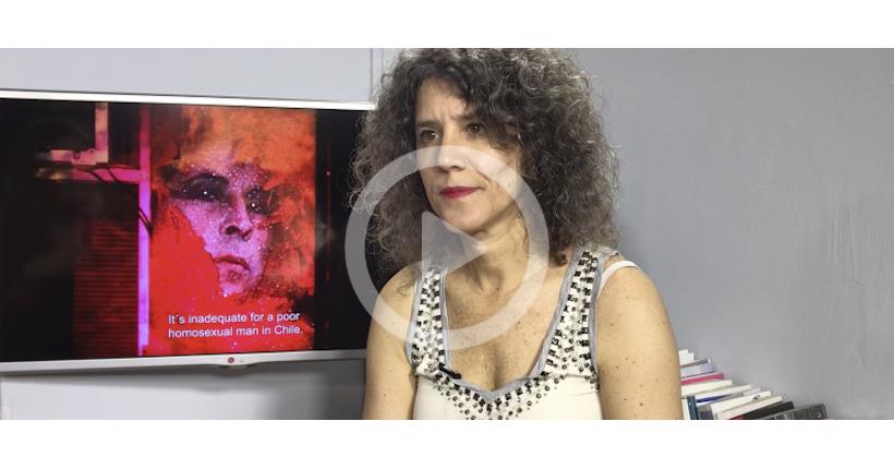 Joanna Reposi directora de documental