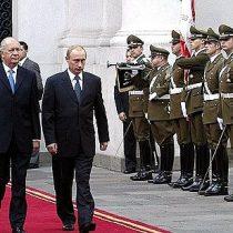 Quince años después Putin vuelve a Chile: presidente ruso estará en la APEC