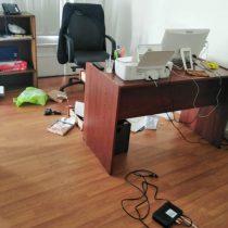 Sede del Partido Radical en Santiago sufre asalto: roban aparatos electrónicos y documentos