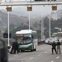 Policía de Río de Janeiro abatió al secuestrador que mantuvo rehenes por 4 horas en un autobús