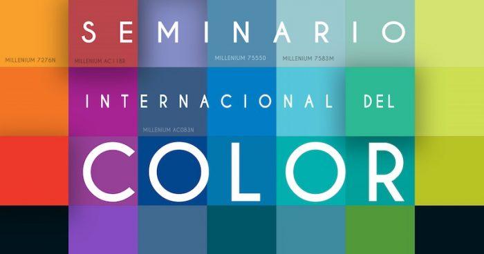 """Seminario internacional """"Colores que hacen bien"""" en Santiago"""