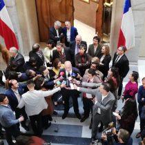 """Sigue el gallito: senadores de oposición acusan que dichos de Cecilia Pérez contra el PS son """"un golpe a la democracia"""""""