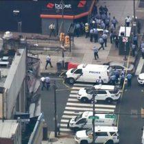 Al menos 5 policías resultan heridos en un tiroteo en Estados Unidos