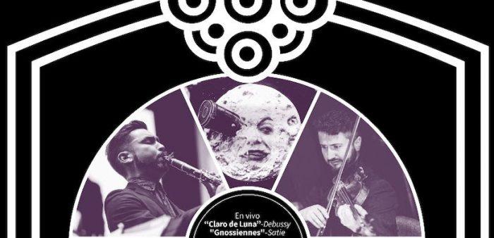 """Lanzamiento álbum """"Viaje a la Luna"""" de Aula Records en Teatro Aula Magna Usach"""