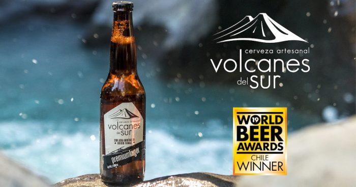 World Beer Awards: marcas chilenas fueron galardonadas en premiación internacional de cervezas