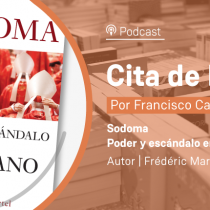 """Cita de libros: """"Sodoma"""", la Iglesia Católica y su extraña obsesión con la sexualidad de sus fieles"""