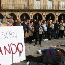 Consternación en España por triple femicidio que cometió un hombre frente a sus hijos