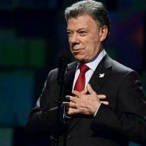 Juan Manuel Santos, expresidente y premio Nobel: