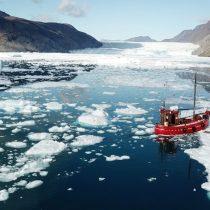 Cambio climático: según científicos el hielo de Groenlandia enfrenta