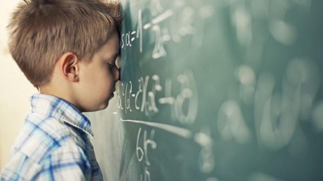 Por qué debes dejar de pensar que «no naciste para las matemáticas»
