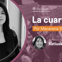 """La cuarta ola - Katiuska Rojas, presidenta del Colegio de Matronas y Matrones de Santiago: """"nos formaron desde lo heteronormado"""""""