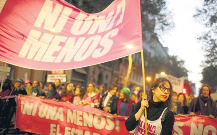 """Marina Mariasch del colectivo Ni Una Menos: """"El aborto salió del closet de la clandestinidad"""""""