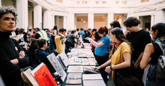 Feria de arte impreso y publicación independiente «Impresionante» en MAC Parque Forestal