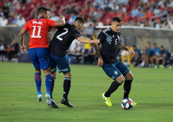 Chile y Argentina no se hacen daño y se van contentos con el empate