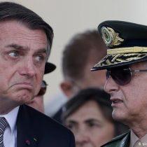 Bolsonaro cancela asistencia a cumbre regional sobre Amazonía por recomendación médica
