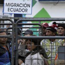 Ecuador, Perú y Chile se coordinan para enfrentar migración venezolana