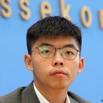 Embajador alemán convocado por Pekín tras visita de activista Wong a Berlín