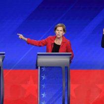 Estados Unidos: Biden concentró los ataques en el debate de los demócratas