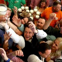 Oktoberfest: comenzó en Múnich la famosa fiesta de a cerveza