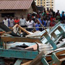 Al menos 7 menores muertos y 57 heridos al derrumbarse una escuela en Kenia