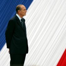 Falleció el expresidente francés Jacques Chirac