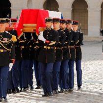Francia despide a Jacques Chirac