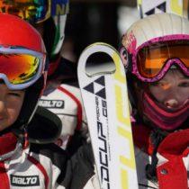 Comenzó el campeonato de esquí infantil más importante de Iberoamérica
