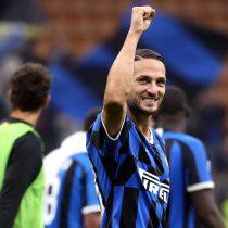 Inter de Alexis Sánchez recupera el liderato tras derrotar a Lazio 1-0 en la Serie A