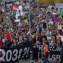 Fridays for future impacta en las redes sociales tras la Cumbre de Acción Climática