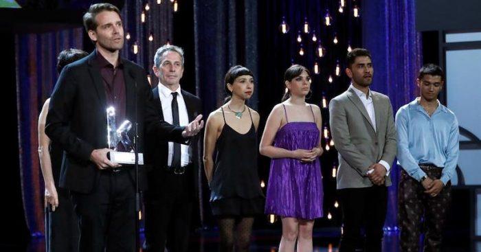 Jorge Riquelme gana premio Nuevos Directores en Festival de San Sebastián