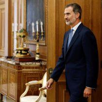 El rey de España no propone candidato y se abre el camino a nuevas elecciones