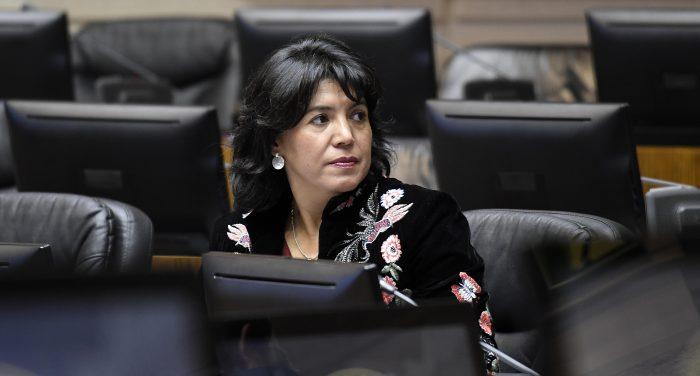 """Yasna Provoste sobre votación de paridad de género en el Senado: """"Tenemos que conmemorar un día internacional de la mujer con una participación clara y en igualdad de condiciones"""""""