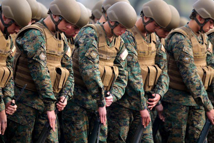 Conscripto murió por disparo de compañero que manipulaba armamento en Escuela de Montaña del Ejército