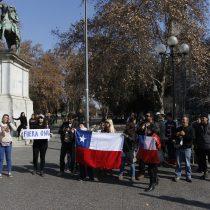 Cambió de opinión: Intendencia Metropolitana autoriza polémica marcha