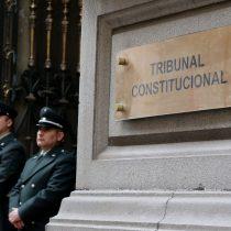 Round con la Corte Suprema pone presión al Gobierno para impulsar reforma al Tribunal Constitucional