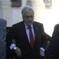 """""""Estoy conforme"""": Piñera respalda al ministro Monckeberg pese al fracaso del Gobierno en la batalla de las 40 horas"""
