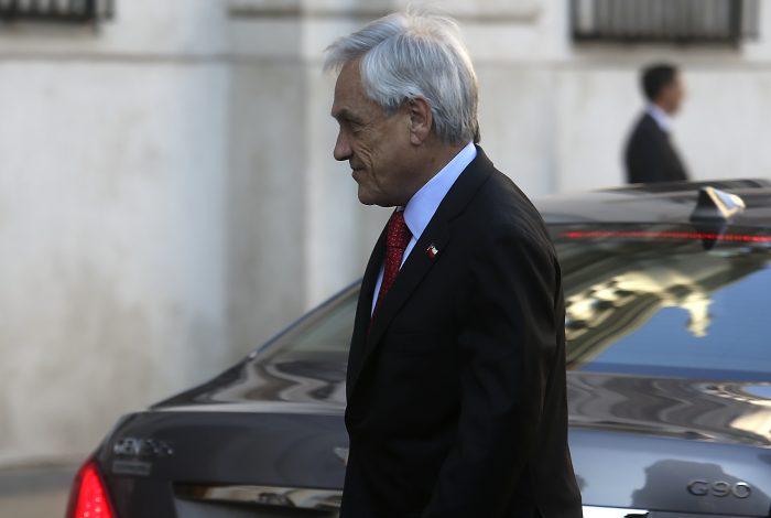 Piñera en picada contra el proyecto de 40 horas que fue despachado a la sala de la Cámara de Diputados