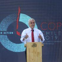 Piñera sobre la COP25: